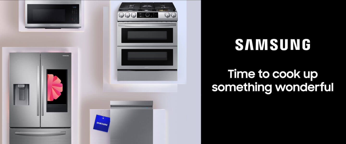 Cook Up Something Wonderful with Samsung